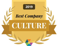 Best Company Culture – 2019