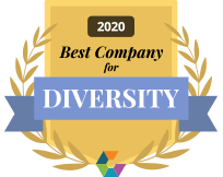 Best Company for Diversity – 2020
