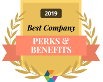 Perks & Benefits 2019